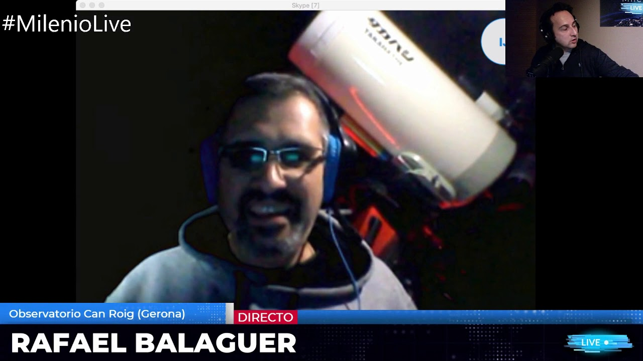 Marte, el desafío: conexión con Rafael Balaguer | #MilenioLive