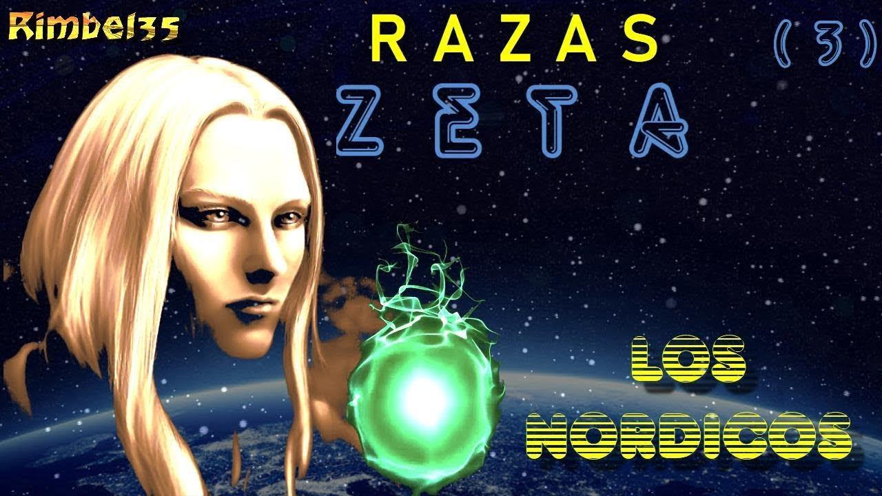 R A Z A S   Z E T A : LOS NÓRDICOS – Cap. 3