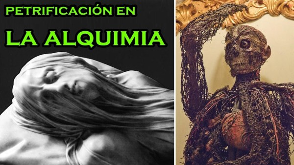 El secreto más Oscuro de la Alquimia, La petrificación Humana | VM Granmisterio