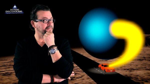 El Enigma de la Luz Sólida en lo OVNIs