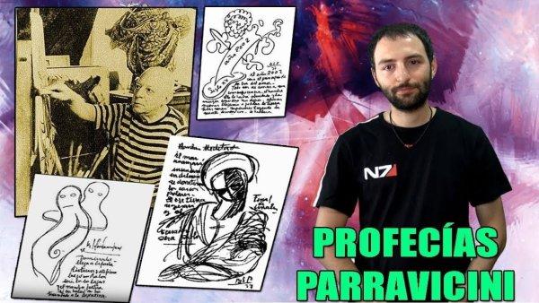 Las PROFECÍAS de Benjamin Solari Parravicini – Secretos nunca contados