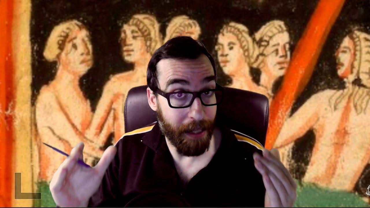 Noticia: ¿Quiénes eran las mujeres del Manuscrito Voynich?