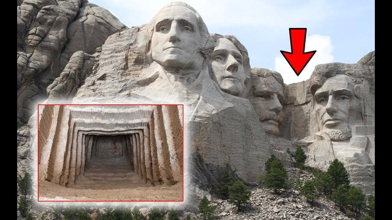 La Cámara Secreta del Monte Rushmore que Jamás Podrás Visitar