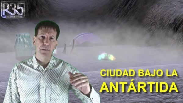 DESCUBREN CIUDAD CONGELADA BAJO LA ANTÁRTIDA