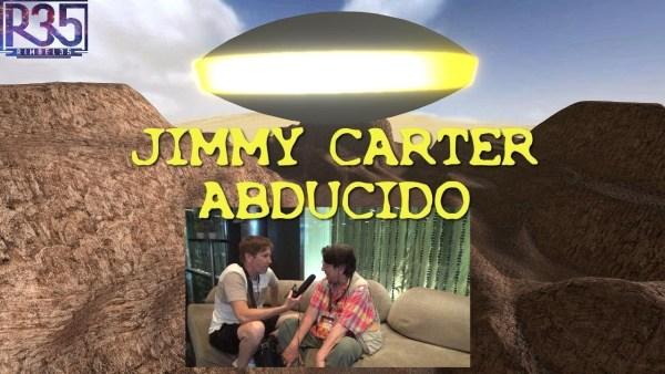"""""""EL PRESIDENTE JIMMY CARTER FUE ABDUCIDO PARA CAMBIAR EL MUNDO"""" – Alfred Webre"""