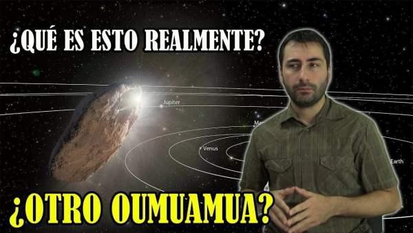 La NASA lo Confirma: Un Objeto que NO es de nuestro Sistema Solar se Acerca a la Tierra