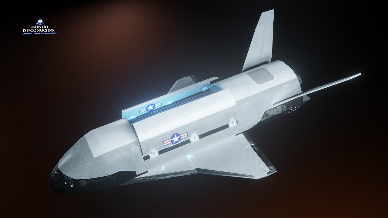 El Gran Secreto del Transbordador X-37B y los OVNIs