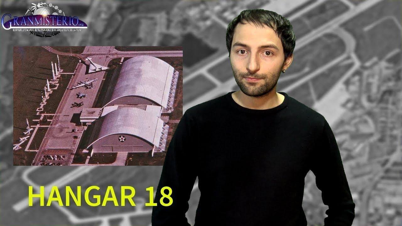 El misterio del HANGAR 18, la verdadera Área 51