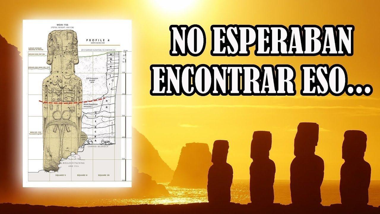 Descubren Algo que Nadie se Esperaba en la Isla de Pascua