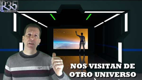 """El FBI Revela SECRETO: """"Nos Visitan Seres de un UNIVERSO Invisible"""""""