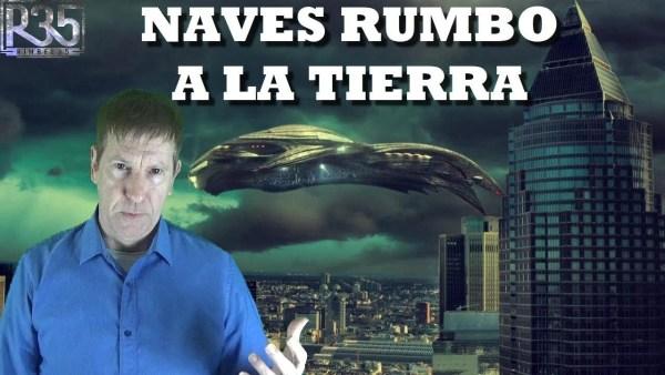 CIENTOS de NAVES Rumbo a la TIERRA: ¿Invasión o Liberación?
