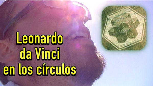 Sorpresa: Leonardo Da Vinci En Los Círculos