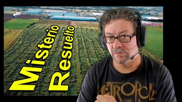 Crop Circle de Alovera – MISTERIO RESUELTO