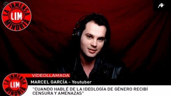 Marcel García: 'Hay temas intocables. Cuando hablé de lobby LGTBI me censuraron y amenazaron'