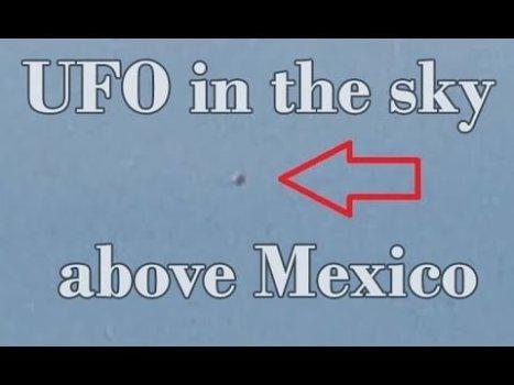 Orbe brillante y rápido volando sobre México (mayo, 2020)