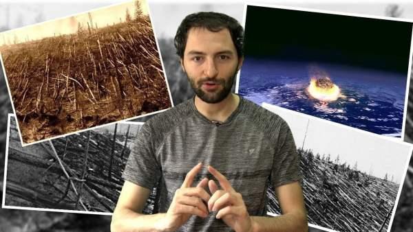 ¿Qué cayó del cielo en TUNGUSKA? Nueva investigación dice algo increíble