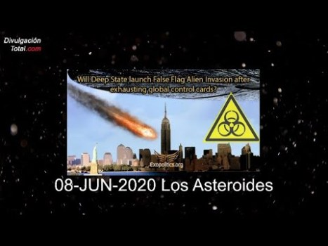 08-JUN-2020 Los Asteroides