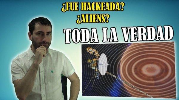 El Extraño Comportamiento que Tuvo la Sonda Voyager 2, ¿Qué pasó REALMENTE?