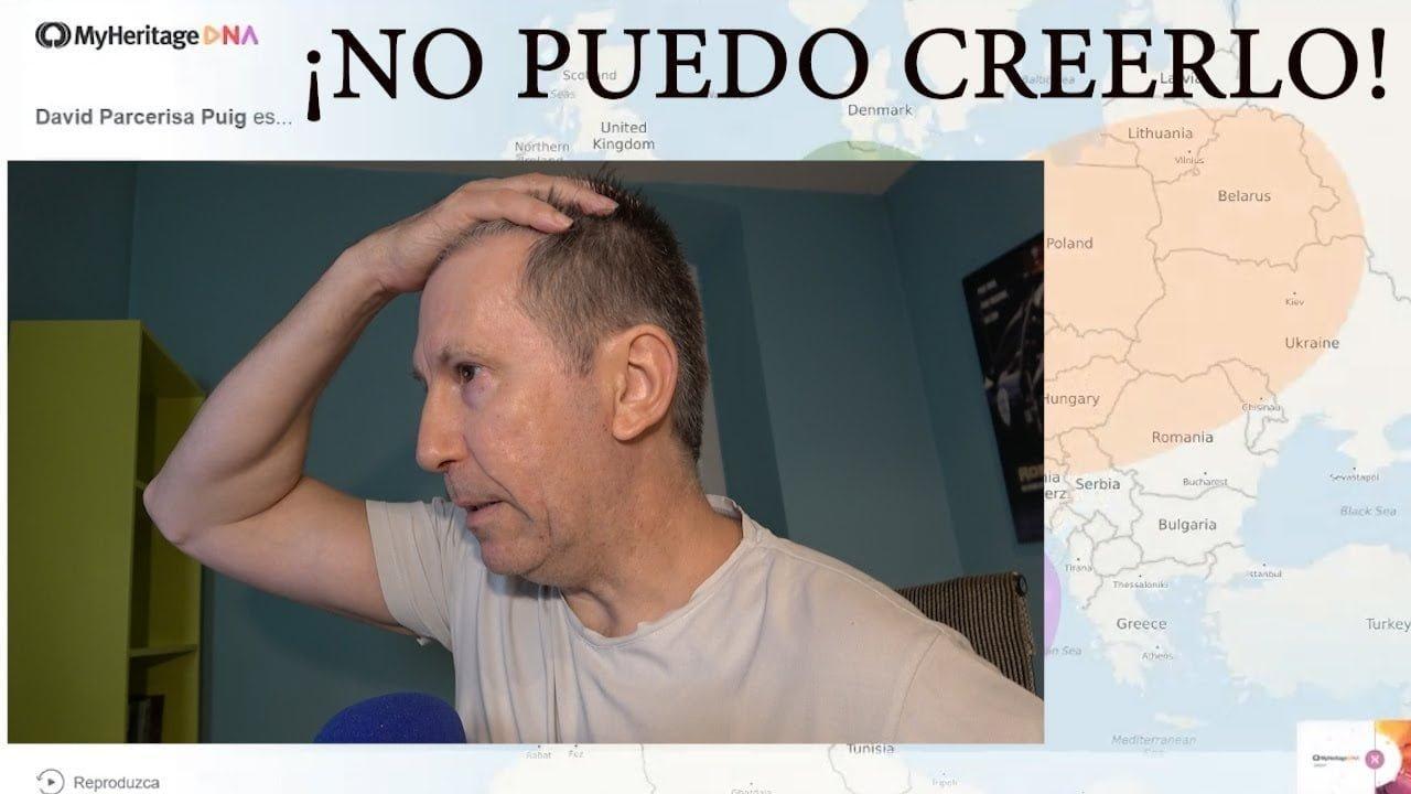 RESULTADO DE MI ADN: ¡NO PUEDO CREERLO!