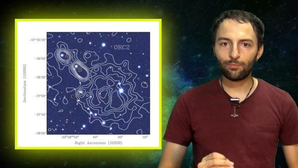 Astrónomos Detectan 4 misteriosos objetos con FORMA DE ANILLO en el espacio