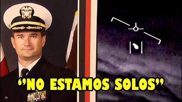 ''NO ESTAMOS SOLOS'' IMPACTANTES DECLARACIONES de un PILOTO