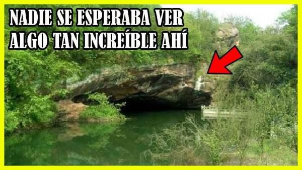 Hombre Explora un Lago y Descubre Uno de los Misterios Más Grandes de la Arqueología