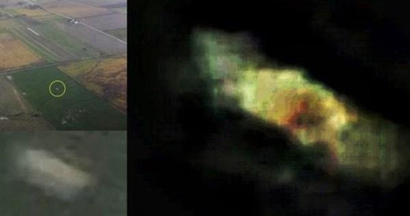 Drone grabó Fastwalker acelerando sobre la provincia de Entre Ríos, Argentina – 22 de agosto de 2020