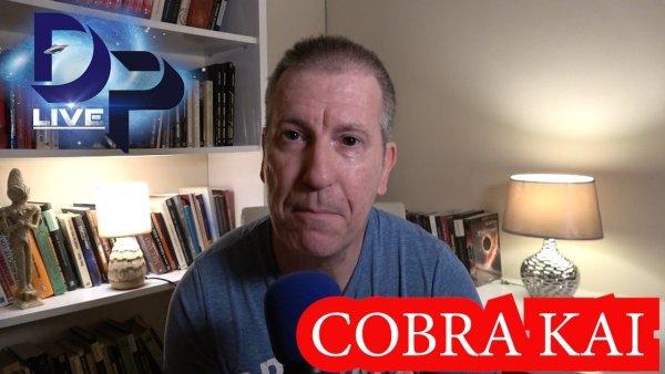 """LA IMPRESIONANTE SERIE """"COBRA KAI"""""""