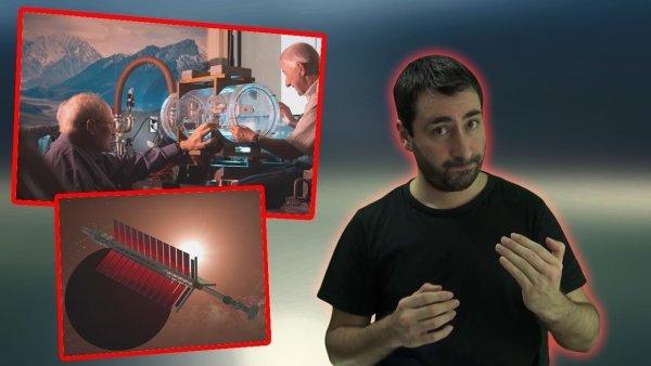La NASA Apoya a Científico que Asegura Saber Como Viajar Casi a la Velocidad de la LUZ