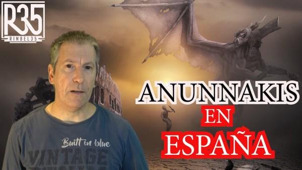 CONFIRMADO: LOS ANUNNAKI ESTUVIERON EN ESPAÑA