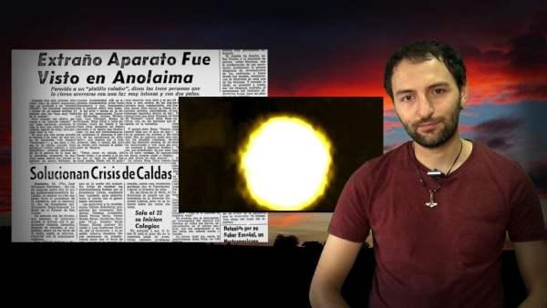 El IMPACTANTE Caso Anolaima, 13 testigos ven un OVNI y el resplandor los cambia