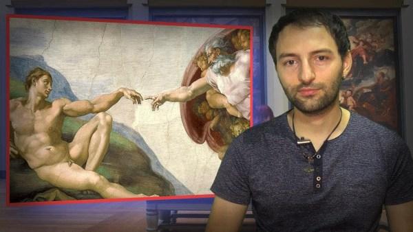 El secreto de la Glándula Pineal OCULTO en un cuadro de Miguel Ángel