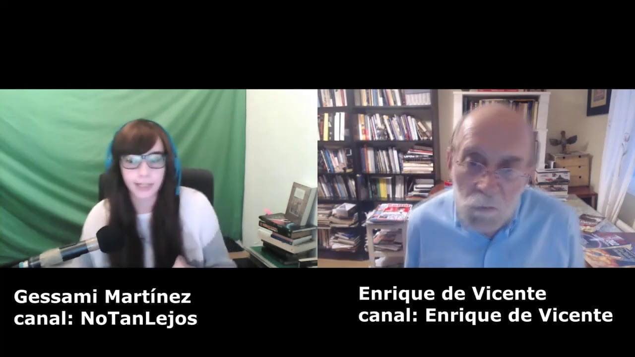 Entrevista Enrique de Vicente: Misión Anglosajona y la Agenda OCULTA