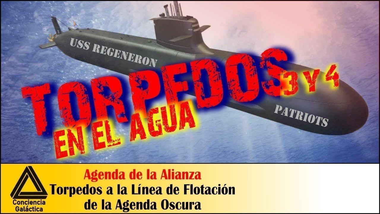 """¡Boom! Torpedos 3 y 4: Agenda de la Alianza en modo """"Acoso y Derribo"""", Donald Trump y Regeneron"""