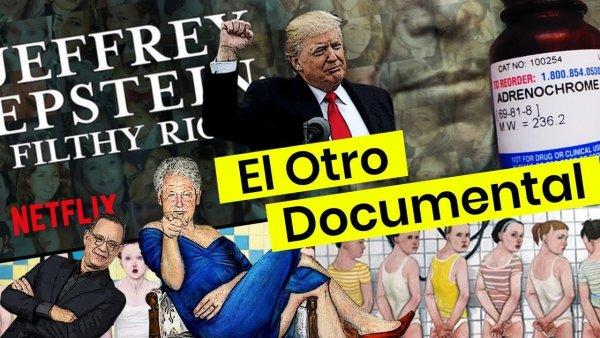 El otro documental | Epstein | La verdad de la droga de la élite | Actual rescate