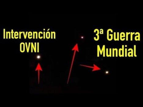 Intervención OVNI en la 3ª guerra mundial