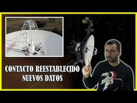 La NASA Contacta de Nuevo con la Voyager 2 ¿Qué han descubierto?