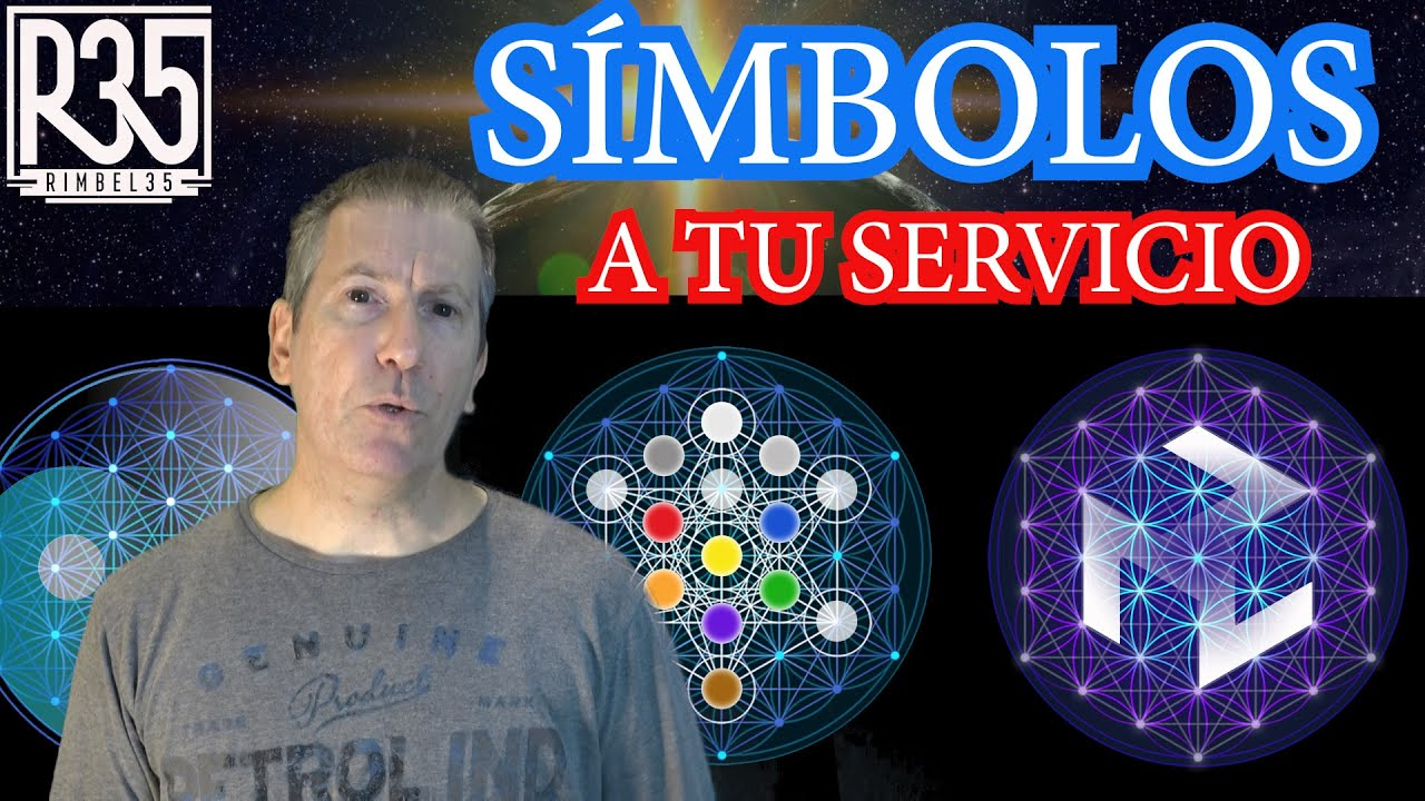 """LOS SÍMBOLOS MÁS PODEROSOS DEL UNIVERSO: Están a Tu Servicio con """"QTools"""""""