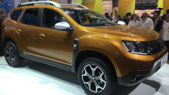 Renault Duster Frankfurt