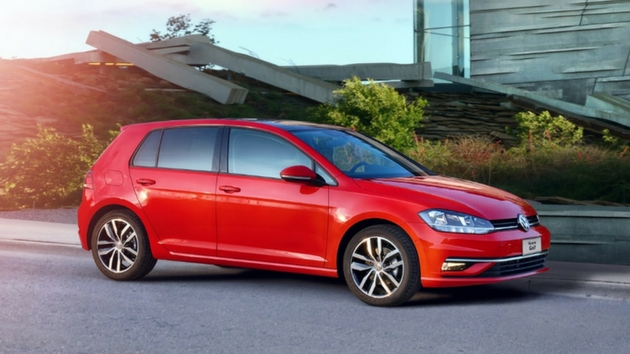 Volkswagen Golf MY 2018