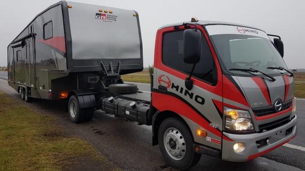 Hino 816 para Toyota STC2000