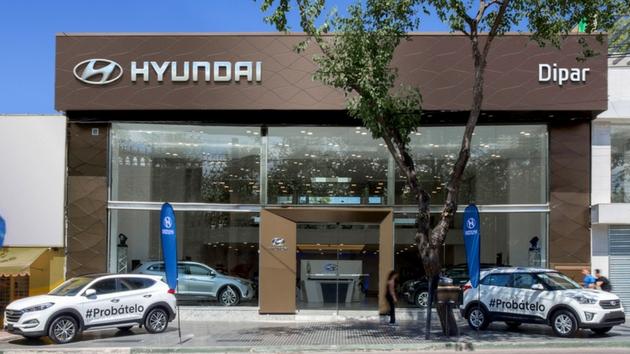 Hyundai Dipar Mendoza