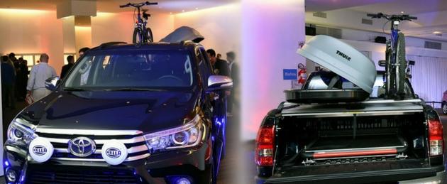Toyota Hilux Accesorios