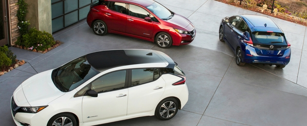 Nissan Leaf mundial