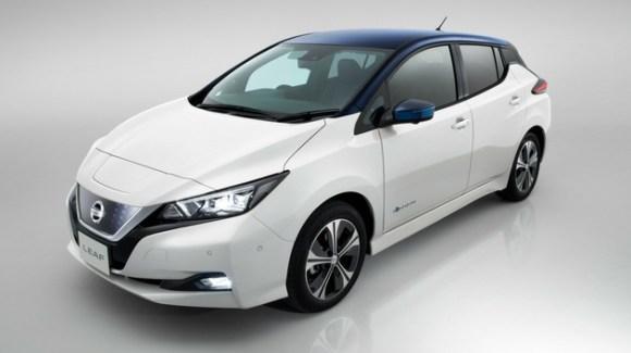 Nissan carga electrica remota