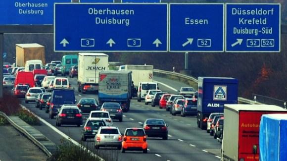 Alemania Transito