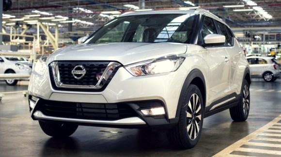 Nissan Kicks Argentina