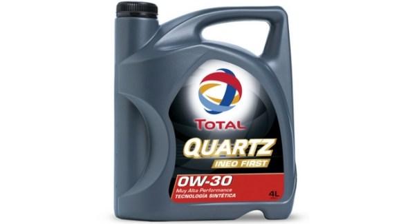 Total Quartz 0w-30