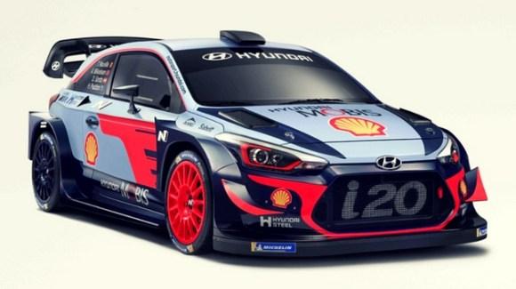 Shell Hyundai Rally Argentina 2018