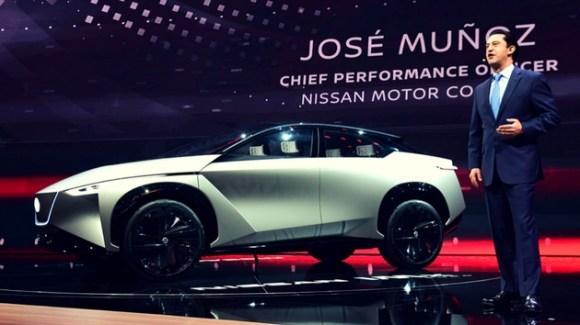 Nissan Salon de Ginebra